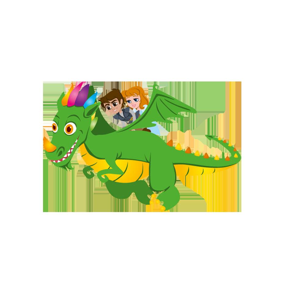 Dragon Univers Kids pouce